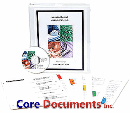 Plan Documents for QSE-HRA are available via email in .pdf alone or with the deluxe binder version (add'l $25).