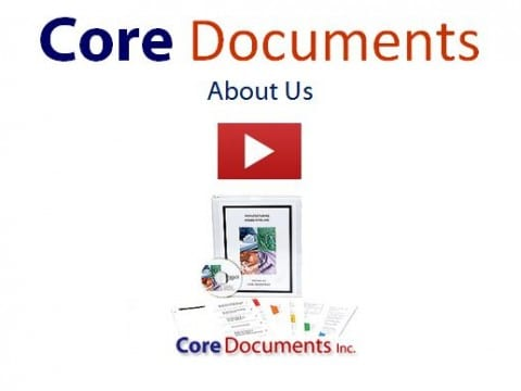 About Core Documents