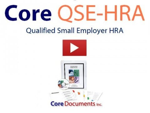 Qualified Small Employer HRA Video QSE-HRA