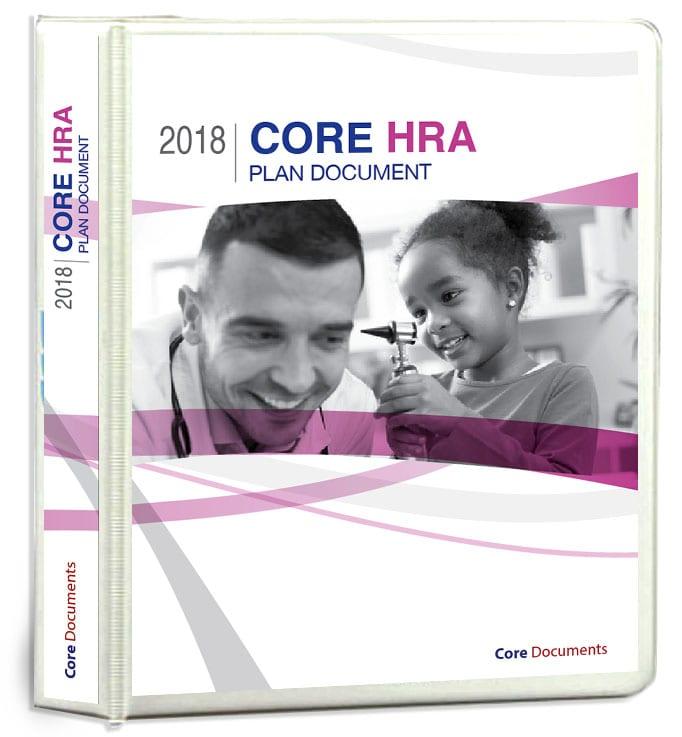 Core HRA Plan Document