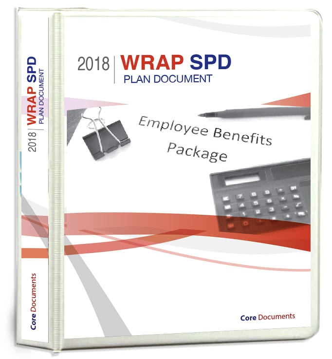 wrap spd plan document