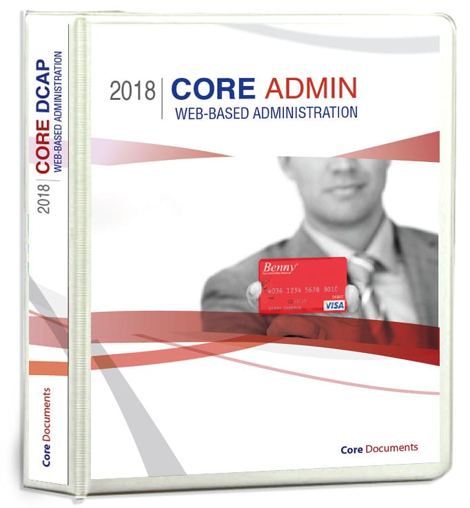 Core Admin Web-based Administration
