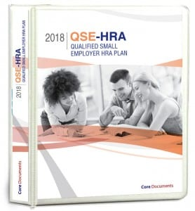 QSE-HRA Qualified Small Employer HRA Plan