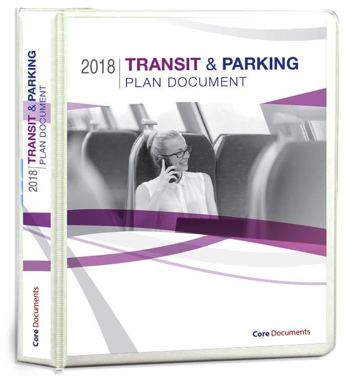 transit & Parking Plan document