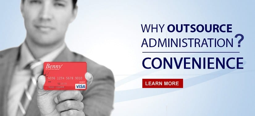 why outsource flex administration? Convenience