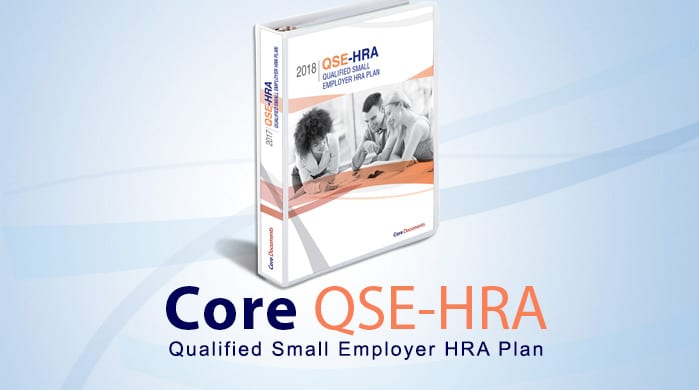 QSE-HRA: Small Employer HRA Plan Documents Just $199 ...