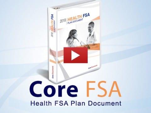 core FSA health FSA Plan Document
