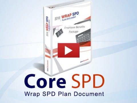 Core SPD Wrap SPD Plan Document