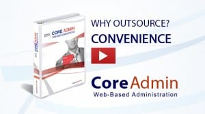 why outsource? convenience
