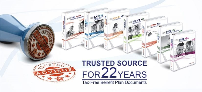 Core Documents Trusted 22 Years