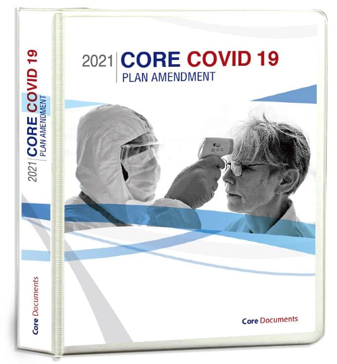core covid 19 plan amendment