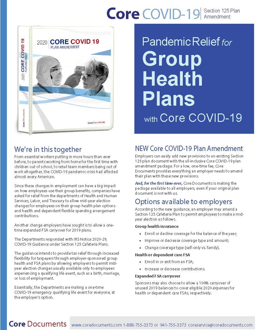 group health plans